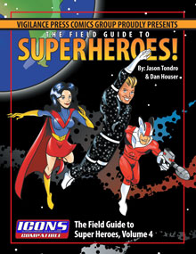 Field Guide to Superheroes vol